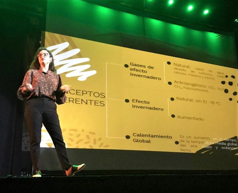 Luz Falivene Sustentabilidad Sin Fronteras Argentina Cambio Climático